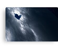Somewhere On Our Planet... Canvas Print