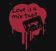 Love Is A Mix Tape... Kids Tee