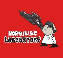 Horrible's Laboratory Baby Tee