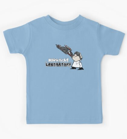 Horrible's Laboratory Kids Tee