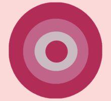 Pink Target  by jojobob