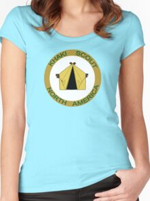 Join the KSNA - Tent Women's Fitted Scoop T-Shirt
