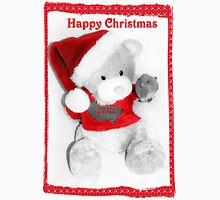 Happy Christmas SC Womens Fitted T-Shirt