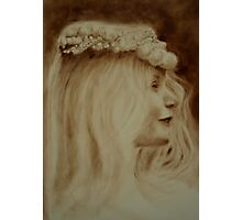 The Pearl Headdress  Photographic Print
