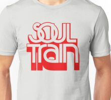 SOUL TRAIN (RED) Unisex T-Shirt