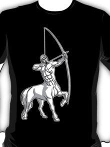 White Centaur Aiming High T-Shirt by Cheerful Madness!! T-Shirt
