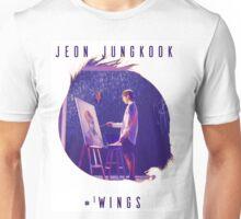 Wings - JungKook #WINGS Unisex T-Shirt