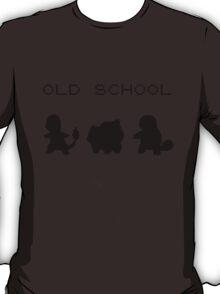 Pokemon Old School T-Shirt