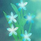 Sweet Spring Rain  by Stephanie Rachel Seely