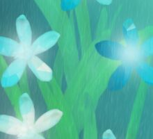 Sweet Spring Rain  Sticker