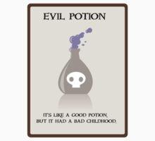Evil Potion by Sonja Wells