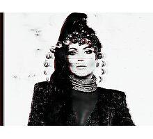 Regina Mills graphic  Photographic Print