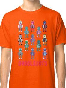 GoggleBots - robot pattern Classic T-Shirt