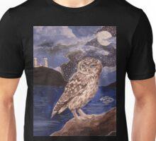 The Owl of Athena Unisex T-Shirt