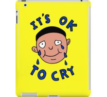 It's Ok to Cry (Daria) iPad Case/Skin