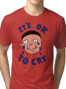 It's Ok to Cry (Daria) Tri-blend T-Shirt