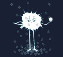 Snowball Bug T-Shirt by Boriana Giormova