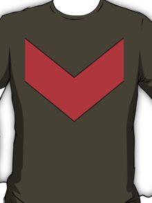 Goldrake Chevron T-Shirt