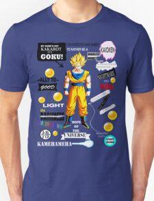 Goku: Hope of The Universe Unisex T-Shirt