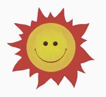 Happy Smiling Sun Kids Tee