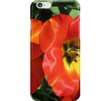 Ladies in Scarlet - Tulip Twins iPhone Case/Skin