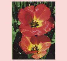 Ladies in Scarlet - Tulip Twins Kids Clothes