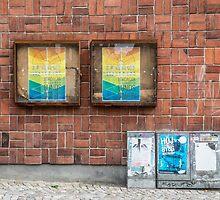 Wall # 11 by Vladimir Gatara