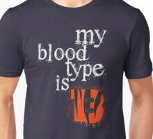 My Blood Group is B Unisex T-Shirt