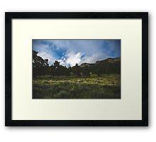 Rocky Mountain 1 Framed Print