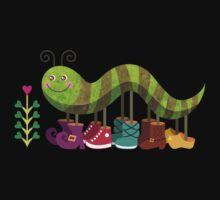 Catty Caterpillar Kids Clothes