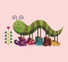 Caty Caterpillar One Piece - Long Sleeve