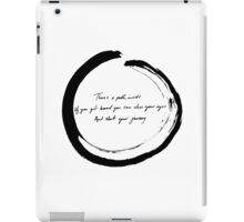 The Path iPad Case/Skin