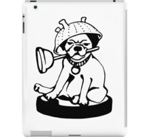 The Doglek iPad Case/Skin