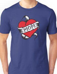 Mom Tattoo Unisex T-Shirt