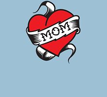 Mom Tattoo T-Shirt