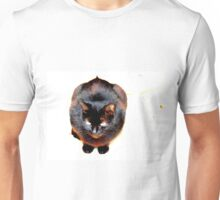 The Black Cat Unisex T-Shirt
