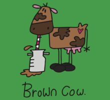 Brown Cow by WickedCool