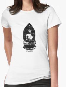 Awake Womens Fitted T-Shirt