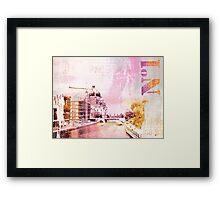 Berlin  Framed Print