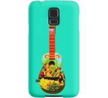 Toy guitar Samsung Galaxy Case/Skin