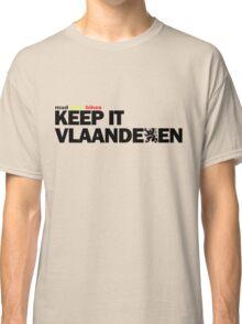 Keep it Vlaanderen Classic T-Shirt