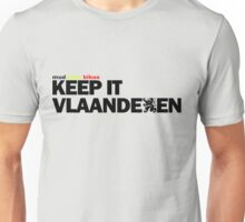Keep it Vlaanderen Unisex T-Shirt