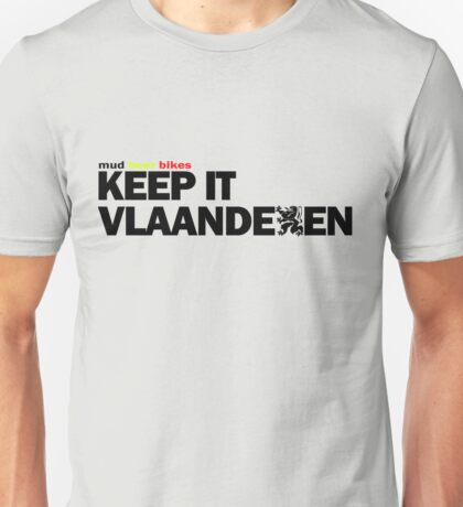 Keep it Vlaanderen Unisex T-Shirt