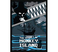 The Secret of Monkey Island - Le Chuck Photographic Print