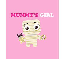 MUMMY´S GIRL Photographic Print