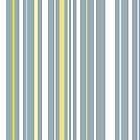 Muted Stripes Alternative Barcode by Victoria Ellis
