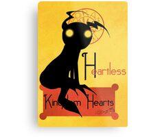 Heartless noir Metal Print