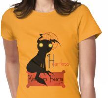 Heartless noir Womens Fitted T-Shirt