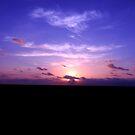 Violet Yucatan Sunrise by Barnbk02