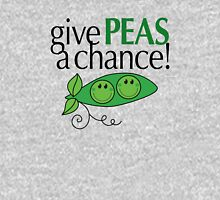 Give PEAS a chance! Unisex T-Shirt